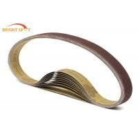 China Resin Black Diamond Sanding Belt X Weight For Grinding Stainless Steel Coils wholesale