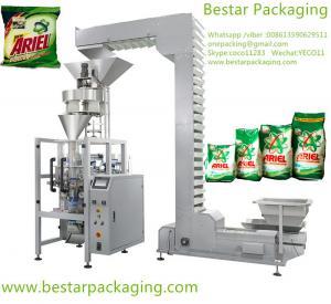 China laundry detergent packaging machine,washing powder packing machine,Bestar packaging coco wholesale