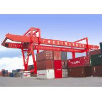 China Quay Side Automatic Electro Ship To Shore Container Cranes 41 Ton CE ISO Approve wholesale