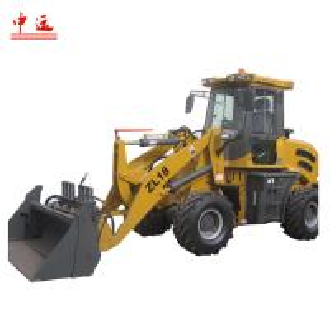 China ZL18 1.8T Mini Hydraulic Wheel Loader wholesale