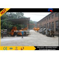 Quality Cement Stationary Concrete Pump , Concrete Trailer Mixer 6.5T Weight for sale