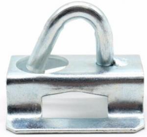 Buy cheap Stainless Steel Material Fiber Optic Accessories Hoop Fastening Retractor 600n from wholesalers