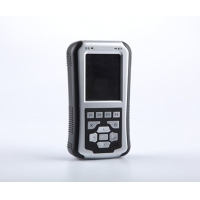 China Iso 2372 Handheld Vibration Meters Dual Channel Touch Screen wholesale