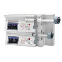 Buy cheap Medical Double Channel High Pressure Syringe Pump , Portable Infusion Pump from wholesalers
