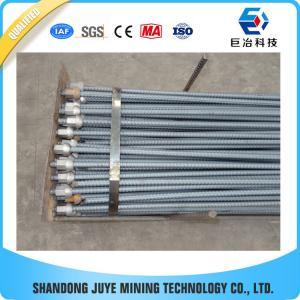China high-strength Q335 full thread bar bolt 16mm diameter mining rock bolt rock rebar manufacturer wholesale