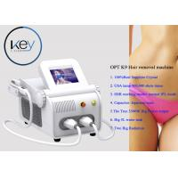 China Laser Hair Removal SHR IPL Breast Lifting 610nm - 950nm Red Vascular Removal wholesale