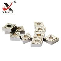 Buy cheap CNC Machine Tools Cermet Inserts CNMG120408-FG For Finishing Machining from wholesalers