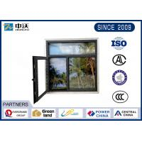 Quality Color - Optional Fixed Fire Resistant Windows For Residential High Hardness for sale