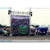 China Full Color Outdoor Rental LED Display High Brightness Rich Color For Stage Show wholesale