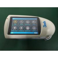 """China TFT 3.5"""" Multi Angle Gloss Meter Portable Glossy Test Equipment NHG268 To Replace Byk Gloss Meter wholesale"""