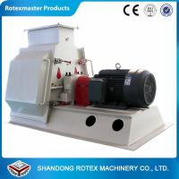 Quality Custom Wood Chip Hammer Mill Feed grinder , Wood Chip Rice Husk Hammer Mill for sale