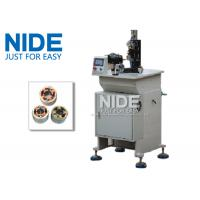 China Small Inslot Needle Winding Machine for BLDC Coil , Wire Range 0.10 - 0.65mm wholesale