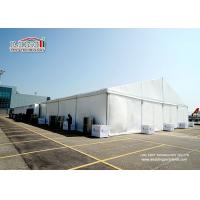 China Outdoor Party Event Marquee Tent with 5PH - 40HP Cooling Air Conditioners wholesale