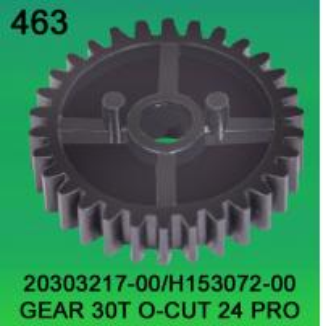 China 20303217-00 / H153072-00 GEAR TEETH-30 O-CUT FOR Noritsu LPS 24PRO minilab wholesale