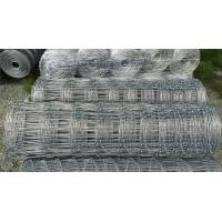 China Galvanized Wire Mesh Garden corral fence panels field fence 330 feet Zoo wire farm fence wholesale