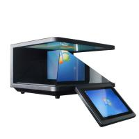 China Android 3D Holographic Projection Screen , 19 Inch Hologram Pyramid Display on sale