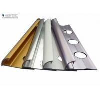 China PVDF Paint Aluminum Window Frame Extrusions / Extruded Aluminium Profiles Medical Use wholesale
