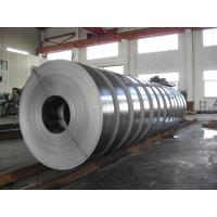 China Mill & Slit edge JIS G3141, SPCC, SPCD, SPCE, EN10130, GB Cold Rolled Steel Strip / Strips wholesale