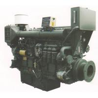 China good fuel economy and low noise 220~726 KW W series marine diesel engine wholesale