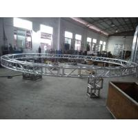 China Durable Circle Truss 300 x 300 4meter Spigot  For Lighting Show wholesale