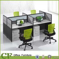 Quality Fashion office work partition/aluminum partition office workstation for sale