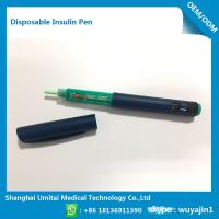 China Prefilled Disposable Insulin Pen / Prefilled Insulin Syringes For Diabetes wholesale