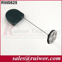Wholesale Adhesive Plastic Plate Display Security Tether With 2.8x2.8x0.8Cm Size from china suppliers