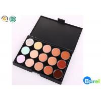 China 15 Color Waterproof Full Coverage Concealer Palette  For Acne Scars  wholesale