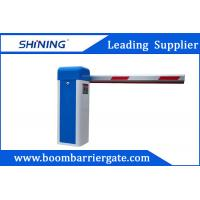 China AC 220V Heavy Duty Boom Barrier Gate Automatic Barrier with Reader wholesale