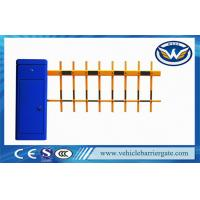 China Fence Automatic Barrier Gate With Manual Clutch Device When Power Off on sale