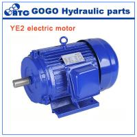 Buy cheap YE2 series three phase asychronoous ac induction electric motor 4 pole cast iron from wholesalers