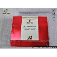 China Luxury Portable Paper Gift Bags , Paper Bags With Handles Environmental Friendly wholesale