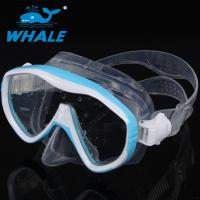 China Low Profile Professional No Fog Dive Mask wholesale