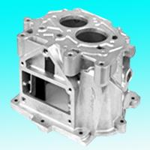 China Die Casting ADC12 Aluminum Hydraulic Pump Parts For GM Automotive Engine Part wholesale