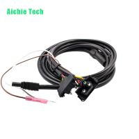 Buy cheap 4 way Plug to 3 Pin Pigtail Wiring Harness Loom Kit for Truck Trailer Tail Lights from wholesalers