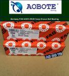 Deep Groove FAG Ball Bearings Single Row 6020 2RSR ABEC 5
