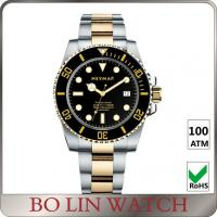 Coin / Digital Type Stainless Steel Strap Watches , Nice Looking Sapphire