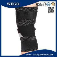 Buy cheap Knee Compression Brace Leg Sleeve Joint Injury relief Basketball Running from wholesalers