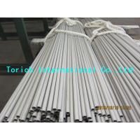 China A511/A511M MT 304, MT304L, MT309, MT309S Seamless Stainless Steel Mechanical Tubing wholesale