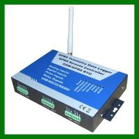 China BTS Monitoring GSM RTU Controller S240 with 10 Analog inputs, 6 Digital inputs and 4 Relay outputs. on sale