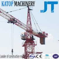 China 5t load QTZ63-TC5010 tower crane with factory price wholesale