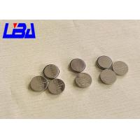 China Light Weight CR 2032 3v Lithium Battery , Long Life Button Cell Battery wholesale