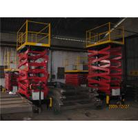 China 1.9M-3.2M Mobile Aerial Work Hydraulic Lift Platform with movable Lift tables wholesale