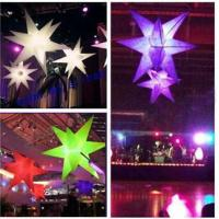 China Festival Decoration Lighting Inflatable Star wholesale