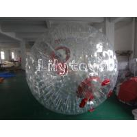 China amusement park Inflatable Water Walking Ball / Adults ramps zorb balls rental EN15649 on sale