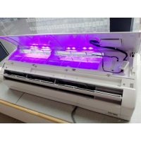China UVC lamp air sterlization kit for wall split ac wholesale