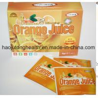 China Leisure 18 Slimming Orange Juice Weight Loss Coffee Magic Slimming Diet Orange Juice on sale