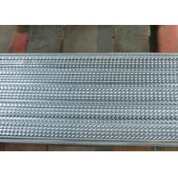 China Model 030 Steel Corrugated Sheets High Ribbed Formwork Mesh For Building , Market In African wholesale