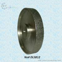 Quality Diamond Electroplated Grinding Wheels for Lapidary and Glass for sale
