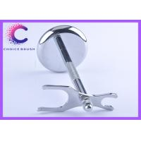 China Double Edge straight razor and brush stand chrome holder for men wholesale